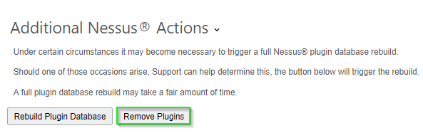 nessus plugins can not parse the license key file