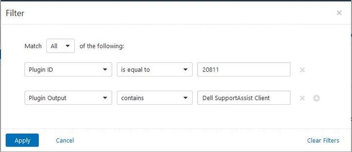 CVE-2019-3719: Dell SupportAssist Client versions prior to